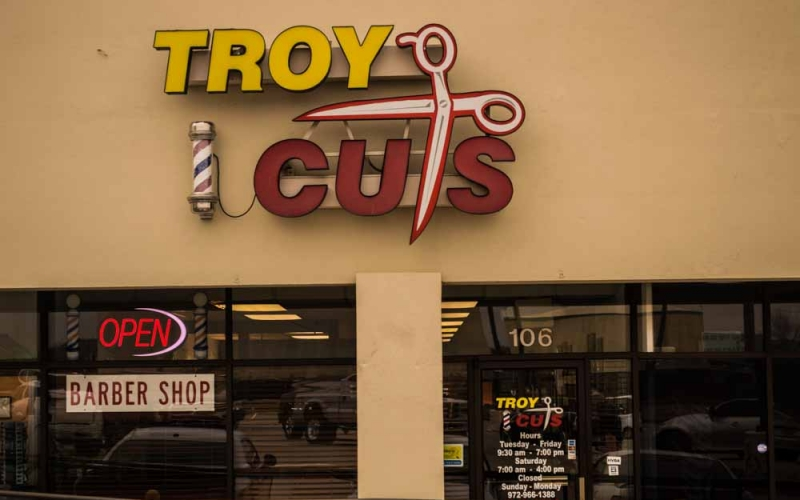 Troy Cuts Lewisville Location